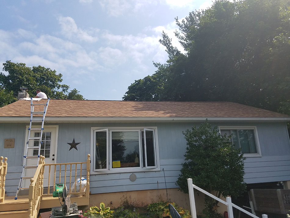 Exterior Remodeling & Roofing | ECG Carpentry